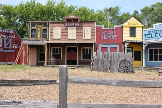 Donley's Wild West Town: Wild West Show