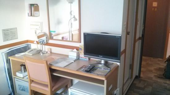 Toyoko Inn Maebashiekimae : The TV