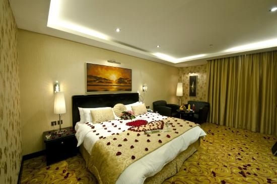 Honeymoon Room Decoration Picture Of Al Waha Palace Hotel