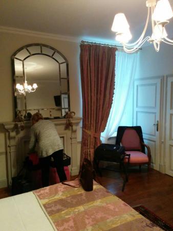 Romantische kamer bild fr n champagne andre bergere pernay tripadvisor - Romantische kamer ...