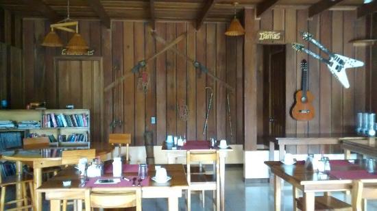 Interior - Hotel Miramontes Photo