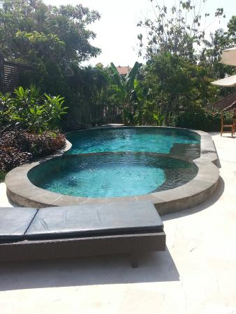 Argasoka Bungalows: Swiming pool