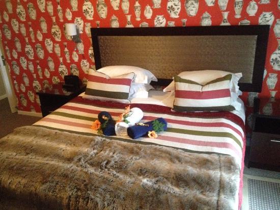 Gordon's Bay, Sudáfrica: Main Bedroom