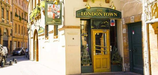 John Bull Pub-London Town: London Town