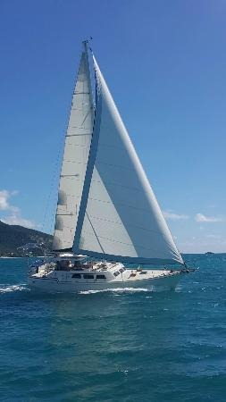 Cruise and Chill Sailing,Antigua W.I.