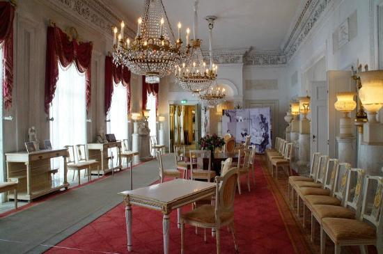 Interior picture of paleis soestdijk soestdijk tripadvisor - Dining barokke ...