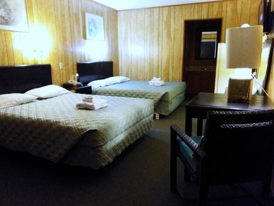 Breckenridge, TX: Deluxe Double Room