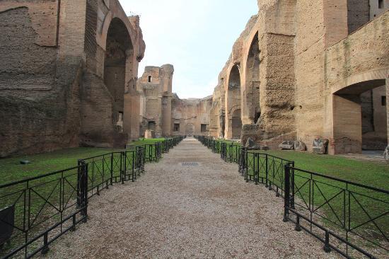 The Bath House Picture Of Terme Di Caracalla Rome TripAdvisor