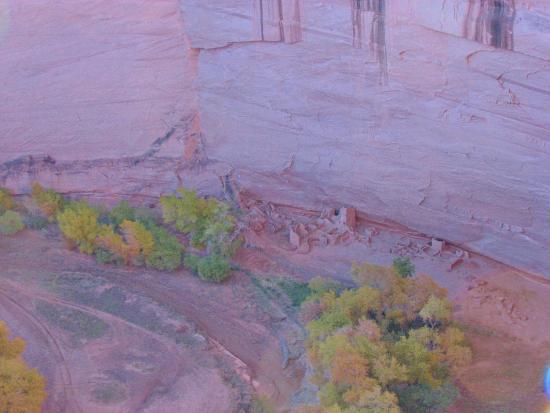 Antelope House ruin