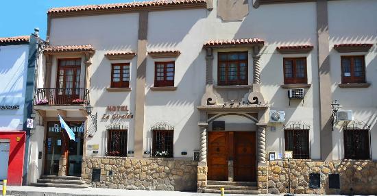 Hotel La Giralda I: fachada