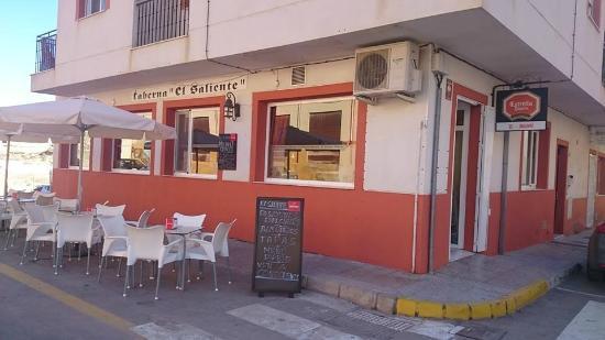 Bar El Saliente