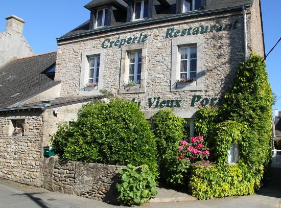 Creperie Restaurant du Vieux Port: La creperie du Vieux Port