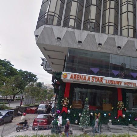 Vid S Ulicy Picture Of Arenaa Star Hotel Kuala Lumpur Tripadvisor