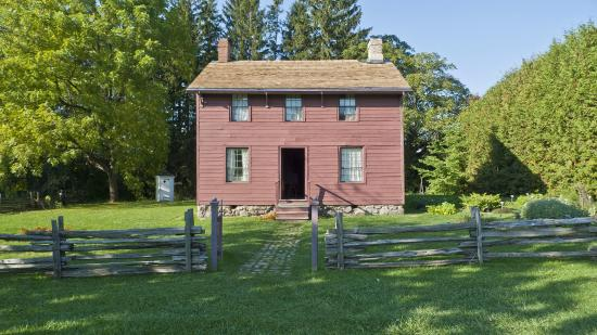 Sharon Temple: Doan House c. 1819