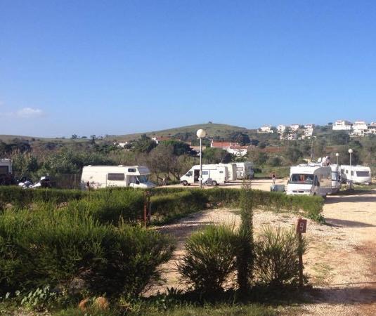 Figueira, Portugalia: Autocaravanistas