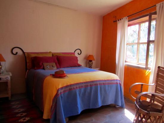 La Casa De Los Espiritus Alegres : My peaceful room.