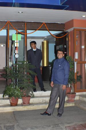 Hotel Access Nepal : Relaxed atmosphere