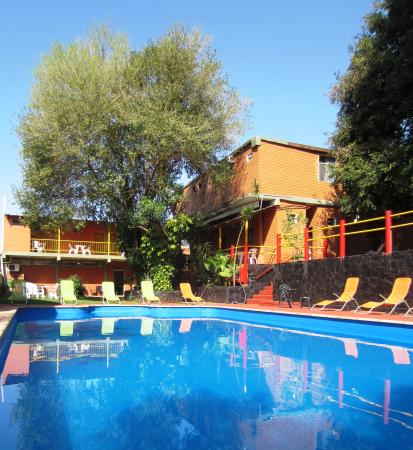 Hostel Park Iguazu: Swimming Pool