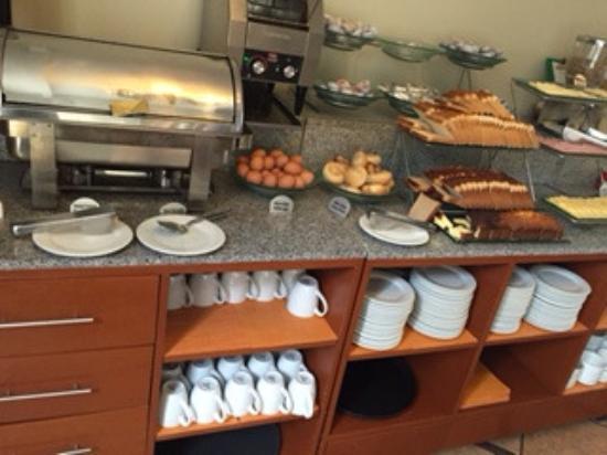 Casa Andina Classic - Cusco Koricancha: café da manhã