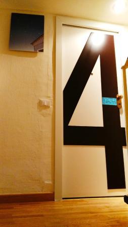 La Casa di Venere: Room 4
