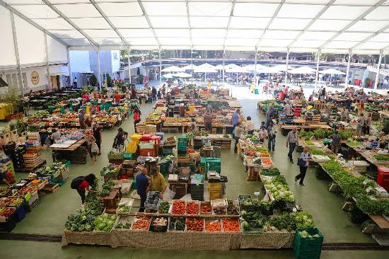 Cascais, Portugal: Town Market