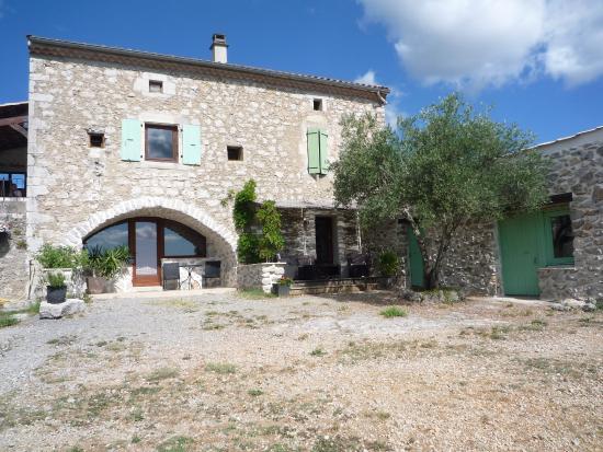 Balazuc, Francia: La maison d'hôtes