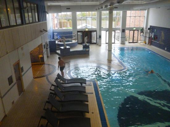 Indoor Swimming Pool Picture Of Village Hotel Blackpool Blackpool Tripadvisor