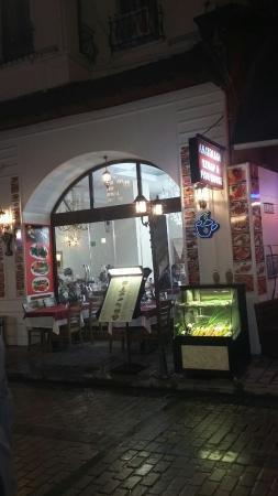 Bosphorus Old City Hotel Restaurant