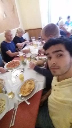 Rhauderfehn, Deutschland: Mittagessen mit der Familie