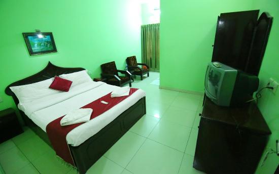 Highrange Inn: Super Deluxe Room