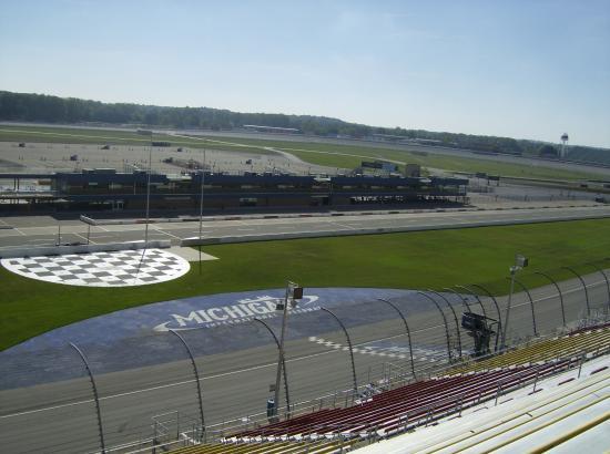 Μπρούκλιν, Μίσιγκαν: Michigan Internationl Speedway - MIS