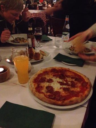 pizza restaurant aalborg