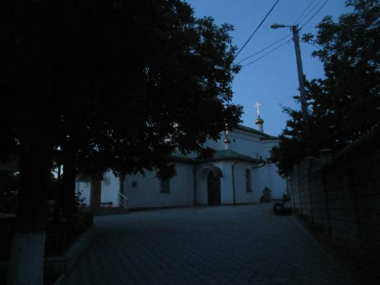 Mazarachi Church