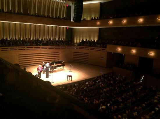 Royal Conservatory of Music: Зал