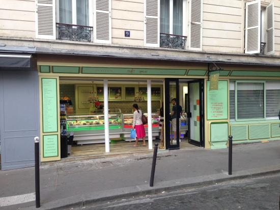 Morice Galka Paris Montmartre Restaurant Reviews