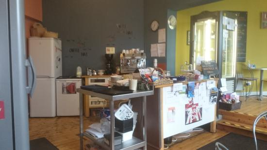 The Bridge Cafe and Coffee Lounge