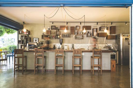 Los Baristas . Casa de Cafés