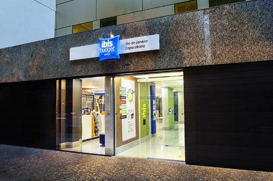 Ibis Budget Copacabana
