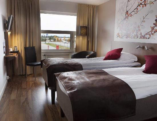 Best Western Hotell Ljungby: ljungby best western kamer