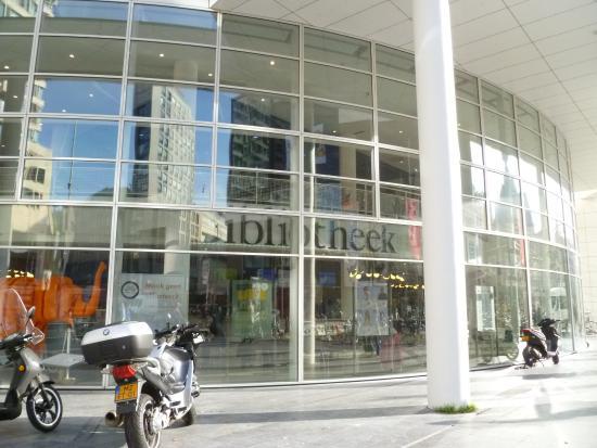 2-nd floor - picture of bibliotheek den haag, the hague - tripadvisor