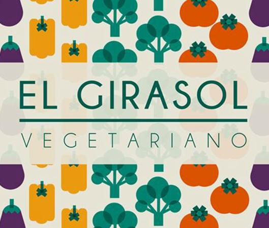 El Girasol Vegetariano : logo