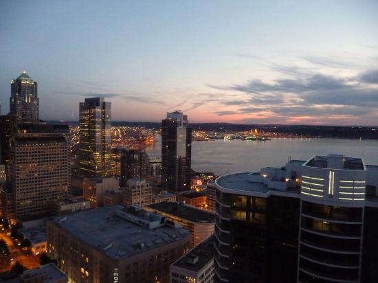 Grand View Room Picture Of The Westin Seattle Seattle Tripadvisor