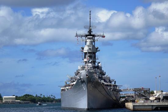 Mighty Mo Battleship Tour
