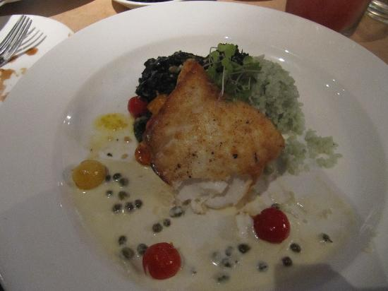 Albany, Californie : Halibut