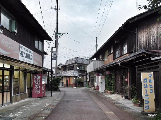 Shiotsu Coast Line