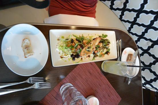 Salad at Paramour, Wayne, PA.
