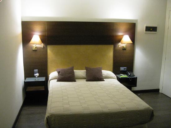 Hotel Madrid Torrejon Plaza : Habitación