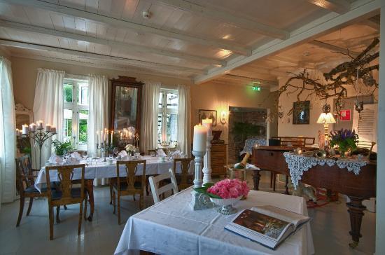 Haaheim Gaard: diningroom