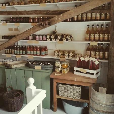 Haaheim Gaard: localproduce shop