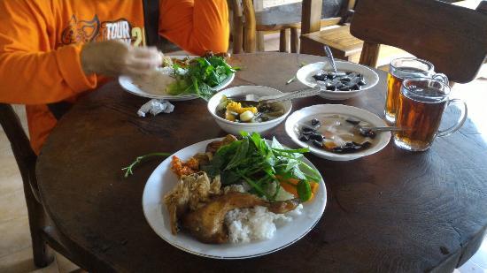 Rumah Makan Pare Anyar Cipayung Bogor